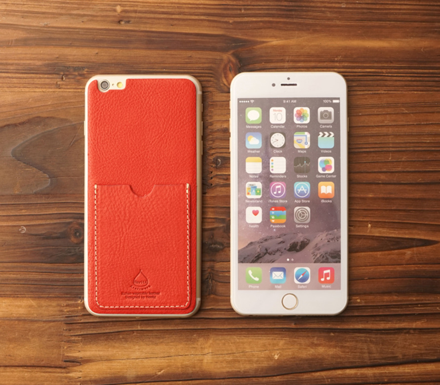 3773 스마트폰 레더스킨 (아이폰6+/6S+)Smartphone Leather Skin for iPhone 6+/6S+ MX