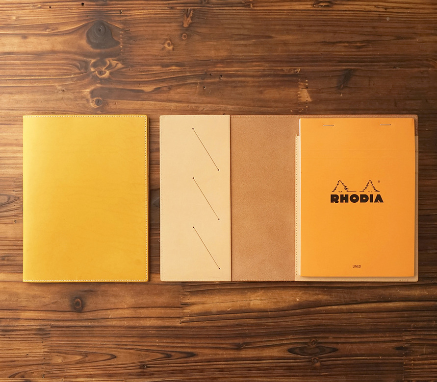 5213 2웨이 노트커버 A5로디아2 Way Note Cover for Rhodia A5 BU