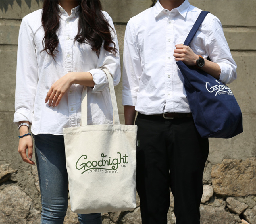 GN650 굿나잇 마켓 백Good Night Market Bag