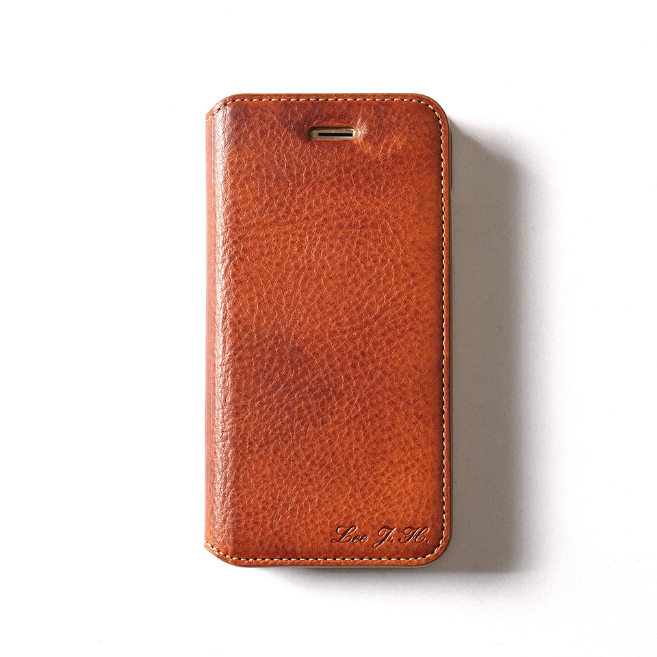 가죽공방 헤비츠 : Hevitz Smartphone cases : flip cover connected